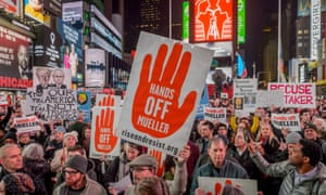Thousands of New Yorkers joined a coalition of grassroots organizations in New York City to denounce the new acting attorney general, Matthew Whitaker.