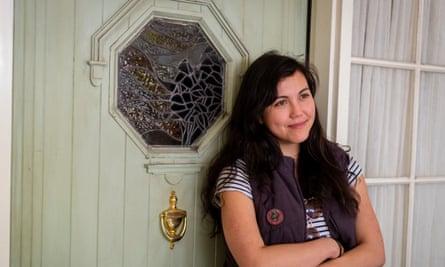 Natalie Erika James, who directed psychological horror film Relic