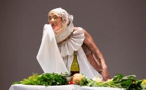 Feast performed by Sacha Plaige