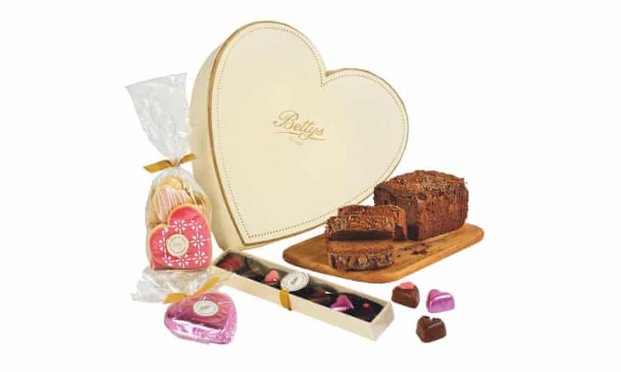 Bettys valentine's day treat box