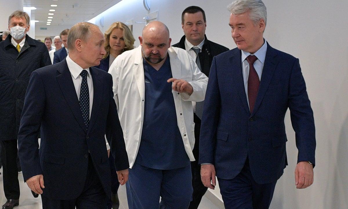 Russian Official Questions Putin Over Coronavirus World News The Guardian