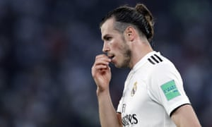 Gareth Bale's future is uncertain as his relationship with Real Madrid has cooled.