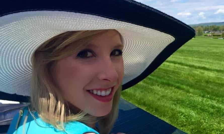 Alison Parker was shot dead during live broadcast in August 2015.