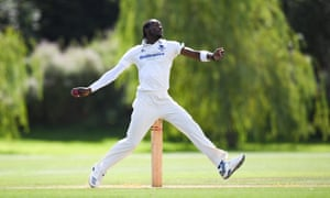 Archer recently played for Sussex's second XI to prepare for his Test debut.