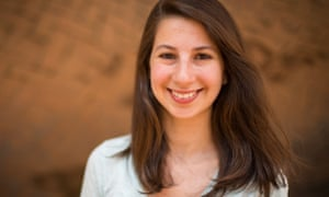 Katie Bouman was among a team of 200 researchers who contributed to the breakthrough.