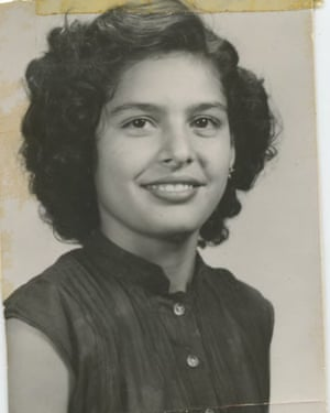Maria Cardona, around the time she began organizing with the United Farm Workers.