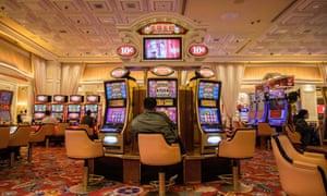 Macau is the world's biggest gambling hub.
