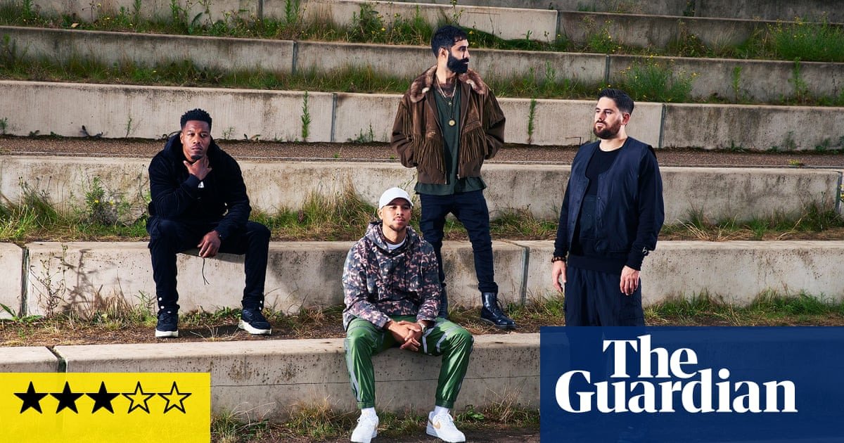 Rudimental: Ground Control review – the energy of a thousand leavers' balls