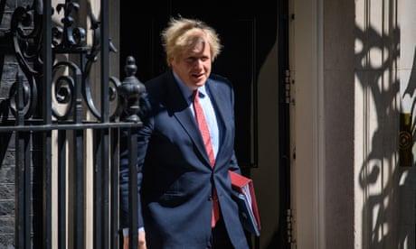 Boris Johnson pledges England-wide coronavirus tracing by 1 June