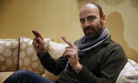 'Extraordinary' musical talent Kinan Azmeh, 40, a Syrian clarinettist currently in Beirut.