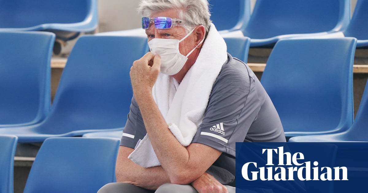 No soft launch for Australian Open as Melbourne chokes on smoke | Jonathan Howcroft
