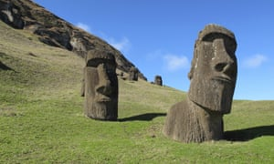 Easter Island people want British Museum to return Moai