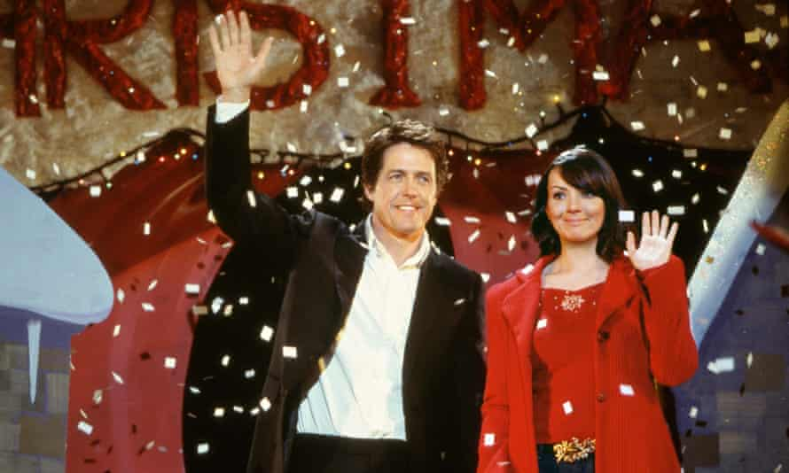 Love Actually, Hugh Grant, Martine Mccutcheon