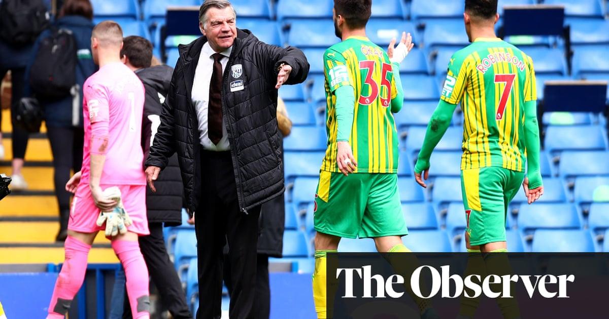 Sam Allardyce senses hope for West Brom after Chelsea 'demolition'