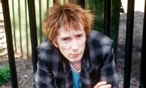 John Lydon in the US with Public Image Ltd
