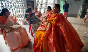 All are welcome at Sovabazar Rajbari to celebrate Durga Puja