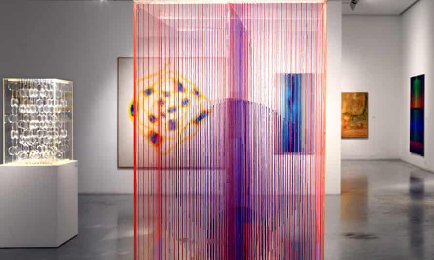 Mamba – the Museo de Arte Moderno de Buenos Aires.