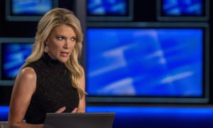 Megyn Kelly prepares for her Fox News Channel show The Kelly File.