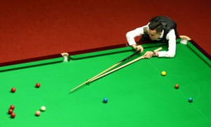 Marco Fu world snooker
