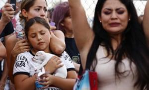 El Paso, Texas: An interfaith vigil for victims
