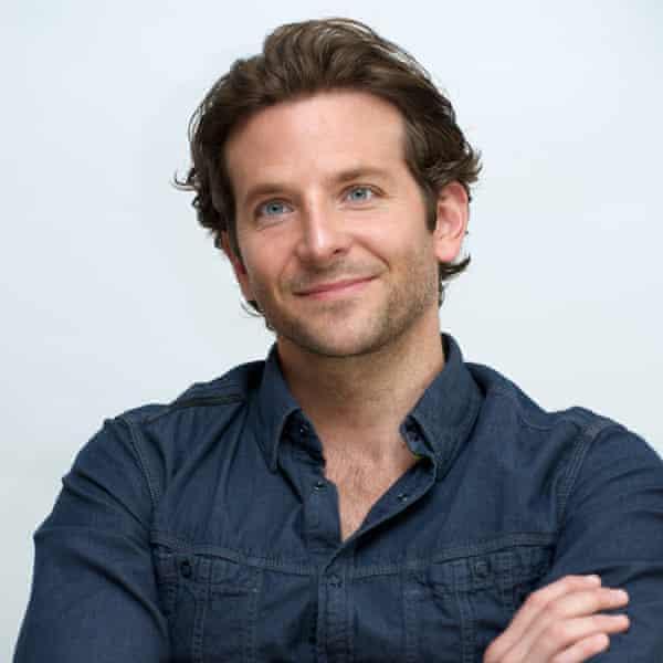 Dream analysis adopter: Bradley Cooper.