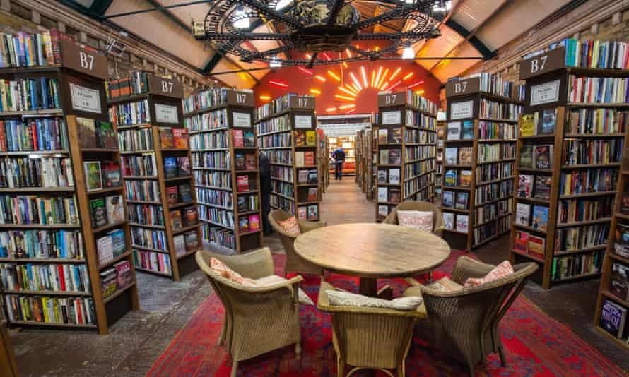 Barter Books in Alnwick.