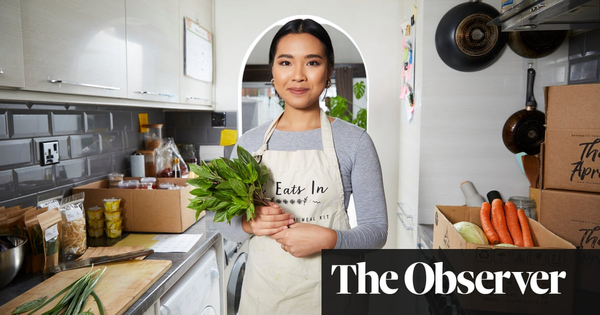 Meet the new breed of work from home chefs