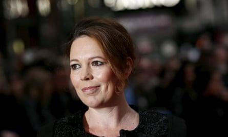 She plumbs all manner of alarming depths on screen … Olivia Colman.