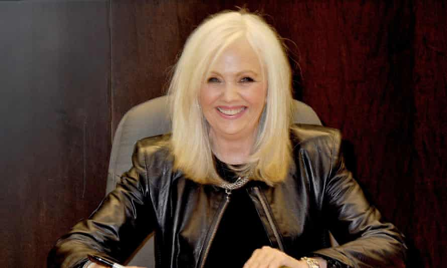 The Secret author Rhonda Byrne