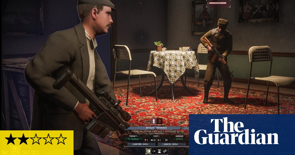 Phantom Doctrine review – a vexing spy game for masochists | Games