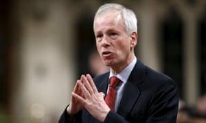 canada stephane dion foreign affairs minister