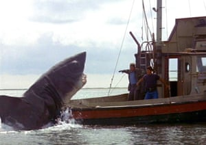 Jaws went wildly over budget and over schedule.