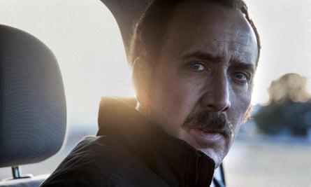 Nicolas Cage in The Trust: 'a tonal car crash'