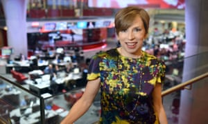 Fran Unsworth, the director of news and current affairs at the BBC.