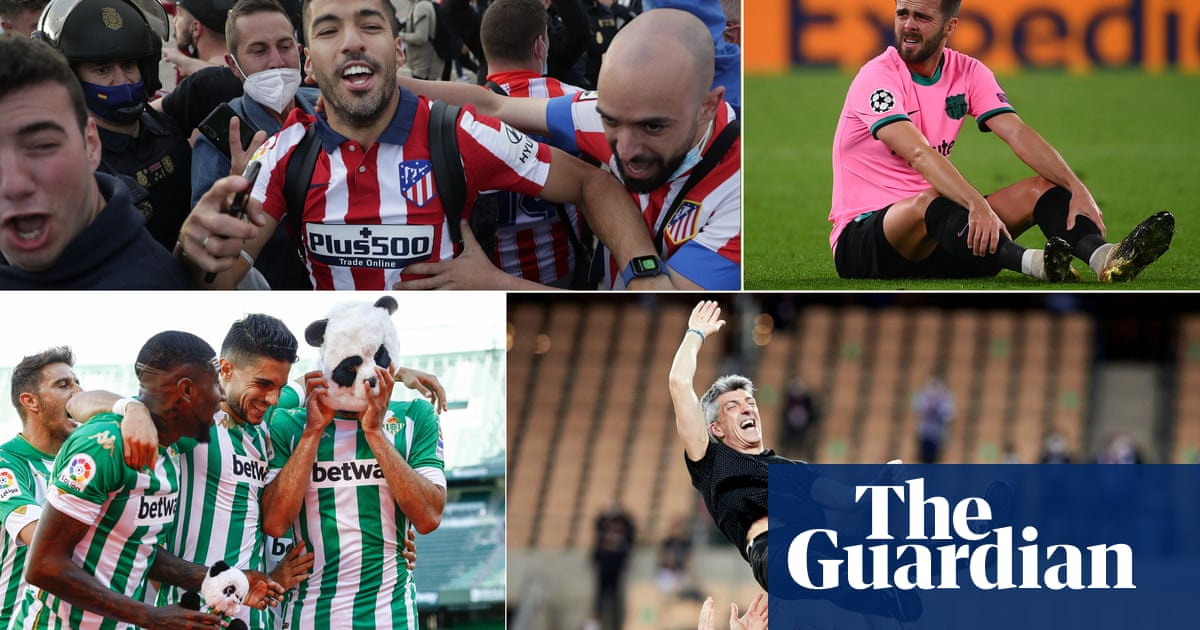 It's the Sids 2021! The complete review of La Liga's 2020-21 season