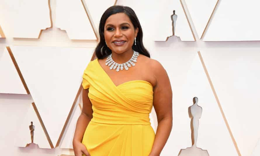 Mindy Kaling at the Oscaars