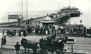 1872, Hastings Pier