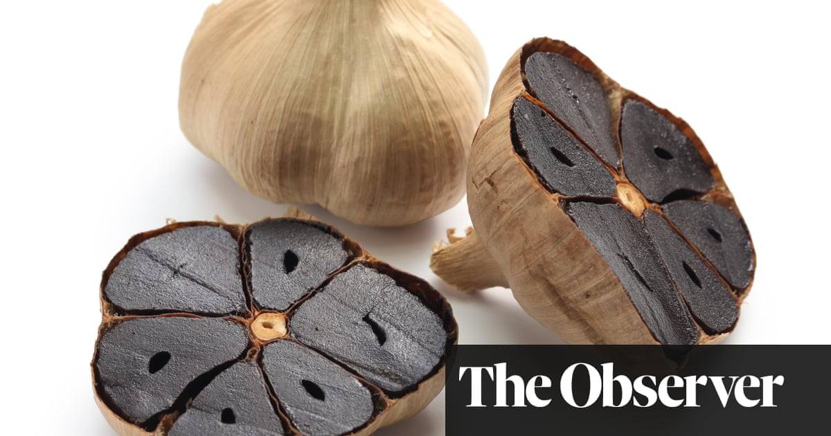 Yotam Ottolenghi's secret ingredient: black garlic
