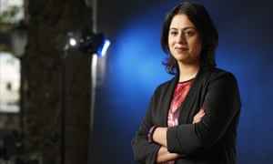 Anti-extremism commissioner Sara Khan.