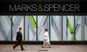 Marks & Spencer said no financial details were compromised due to the technical glitch and it had not been hacked.