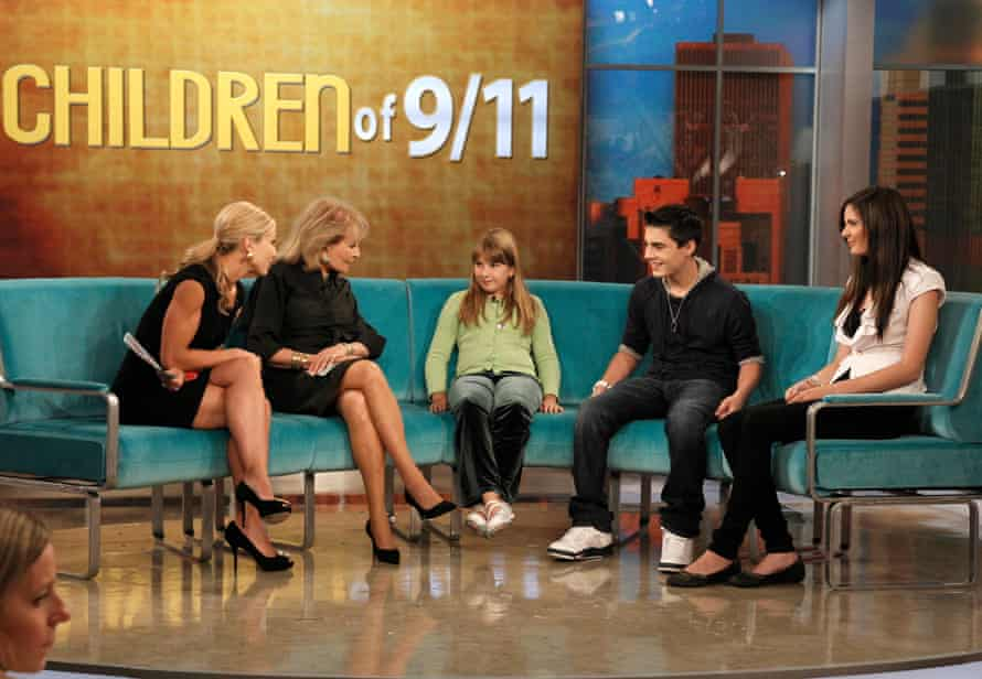 Robyn Higley and two other children of 9/11 appeared on ABC's The View.