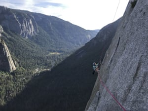 Selah Schneiter has become the youngest to have scaled El Capitan in Yosemite National park.
