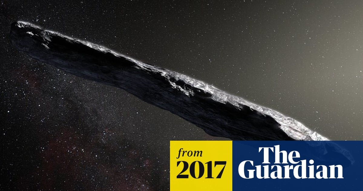 Is 'Oumuamua an alien spacecraft? Initial scans show no