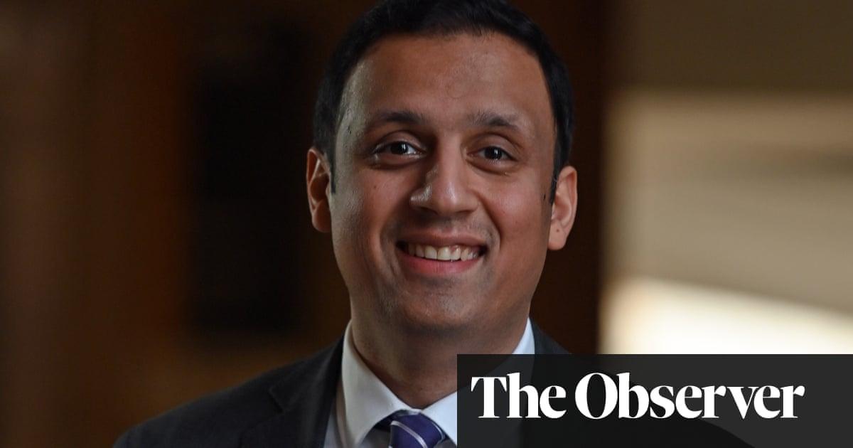 Anas Sarwar: 'I'll rebuild Labour party in Scotland'