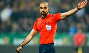 Mohammed Al-Hakim has launched a Facebook page to talk about refereeing.