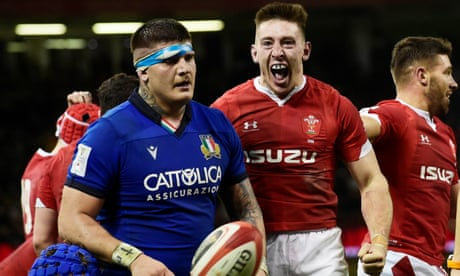 Six Nations 2020: Wales 42-0 Italy – as it happened