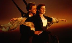 TitanicLeonardo Dicaprio,Kate Winslet Character(s): Jack Dawson,Rose DeWitt Bukater Film: Titanic Director: James Cameron 01 November 1997 20th Century Fox Image Ref: REIS_4794