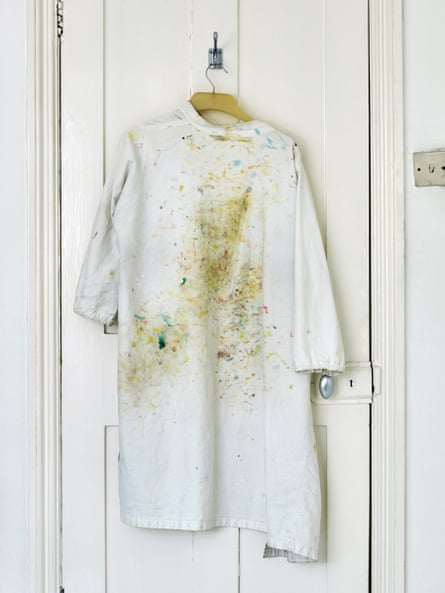 Judith Kerr's overalls.