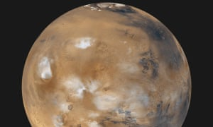 Mars surface map Ordnance Survey Nasa
