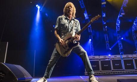 Goodbye Rick Parfitt, you were one of rock's heroes